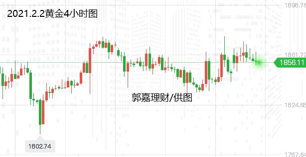 郭嘉理财:2.2国际金、银TD、原油操作建议及市场分析
