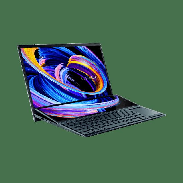 当双屏成为笔记本电脑的未来趋势时,华硕正在掀起一场生产力革命