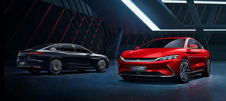 定位高于王朝系列?比亚迪或7月发布海豚车型,基于全新平台打造
