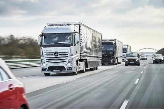 戴姆勒计划将卡车部门拆分并单独上市 以加速实现公司零排放计
