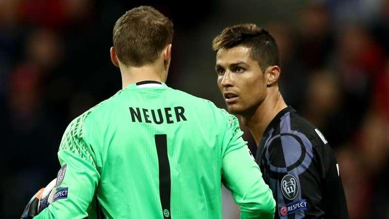 诺伊尔:比其他人更了解C罗这个对手 1V1不会怕他_拜仁慕尼黑