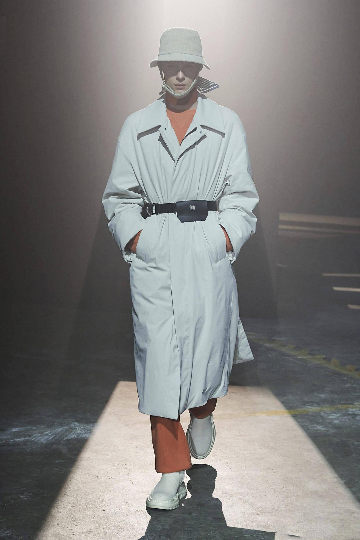 2021/22秋冬米兰男装时装周 诠释当代男装之美! 爸爸 第37张