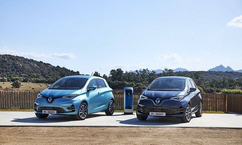 全球2020电动车销量终极排行:8款中国车型进入