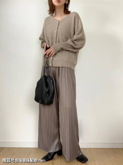 155cm小个子女生别错过休闲裤 照这4种方法选 显高显腿长 爸爸 第20张