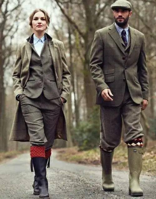 是男人就该穿英伦风!豪迈有型 纵横四海归来仍是少年 爸爸 第13张