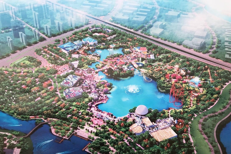 肇庆将添一座大型游乐园,占地约733亩,规划28个主要游玩点