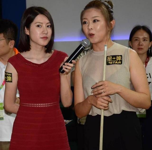 21点扑克牌平台:韩国台球第一美女,身材颜值堪称完美,坦言:喜欢中国男人