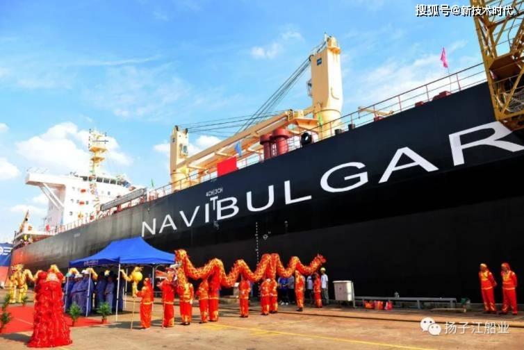 造船市场已恢复,2021年以来长江造船业共接到29个新造船订单,总价值13亿美元