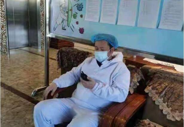佳木斯:疫情防控 乡村医生显担当