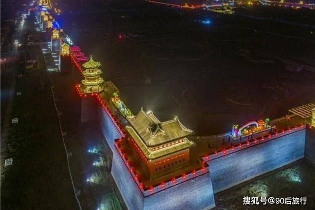 这个古县城要火,历时8年打造,耗资300亿修复,就位于山西太原  第4张