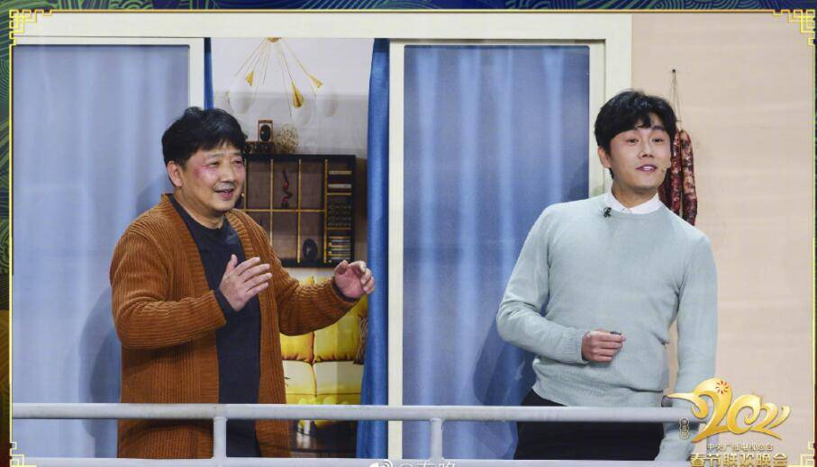 欧亿5测速:秦昊登春晚表演小品《阳台》 大过年唱《小白船》
