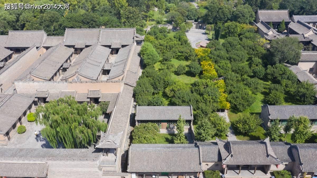 山西常家庄园,鼎盛时有房屋4000间,开创对俄贸易万里茶路  第2张