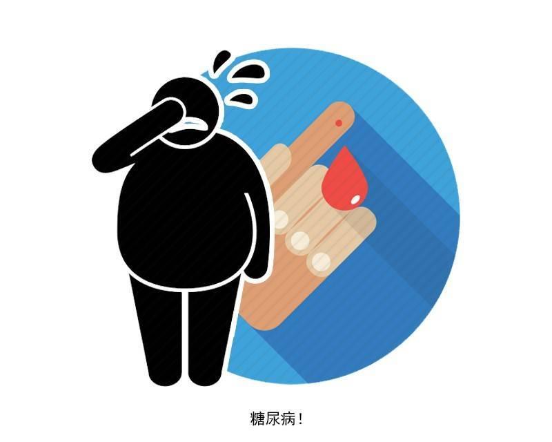 血糖升高,也能从睡觉中看出?出现4个现象,暗示血糖开始不安分