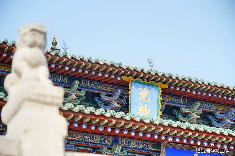 """山西被忽略的城市,藏着一座神庙,内有连三戏台堪称""""国内唯一""""  第10张"""