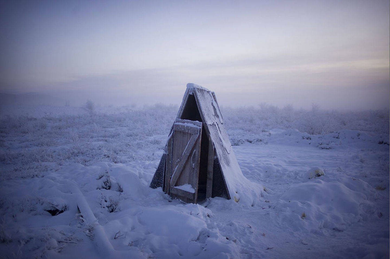 """零下71℃,被称为地球""""寒极""""之地,这里的人们是怎样生活的?"""