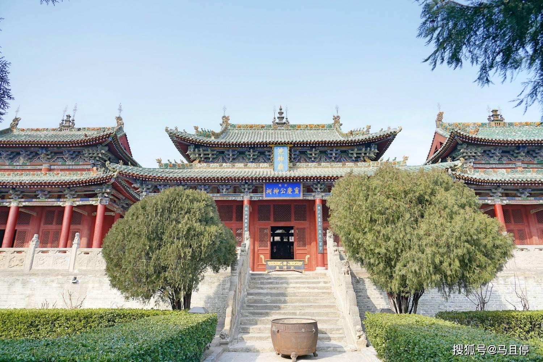 """山西被忽略的城市,藏着一座神庙,内有连三戏台堪称""""国内唯一""""  第5张"""