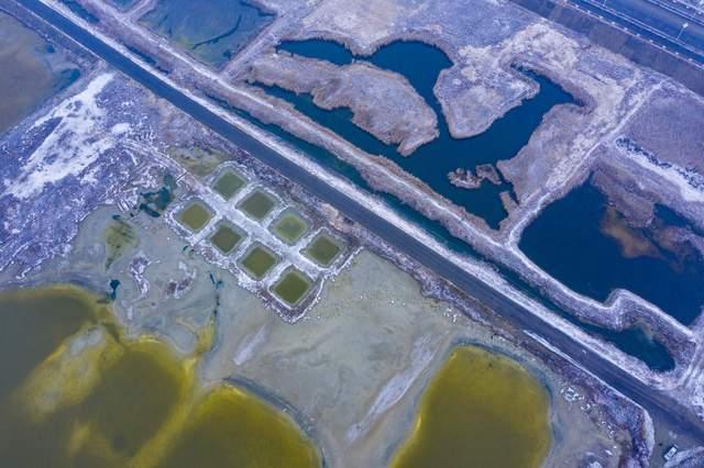 运城盐湖:中国古代科技史上的活化石,野生火烈鸟因何栖息至此?  第9张