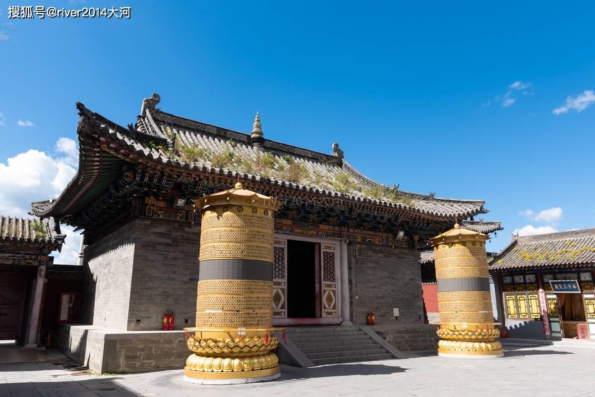 五台山这座寺庙,被金庸写进小说里,相传皇帝在此出家  第7张