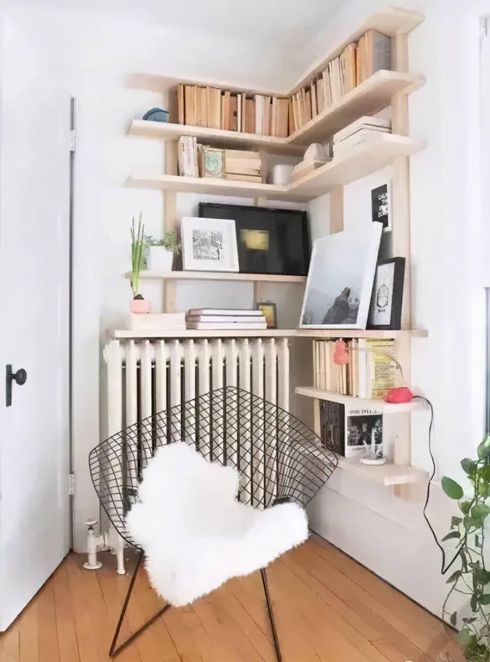家里越住越小?那是鸡肋空间你没利用好!