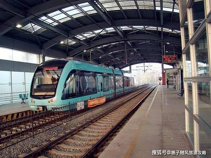 长春市的3条轻轨线路一览