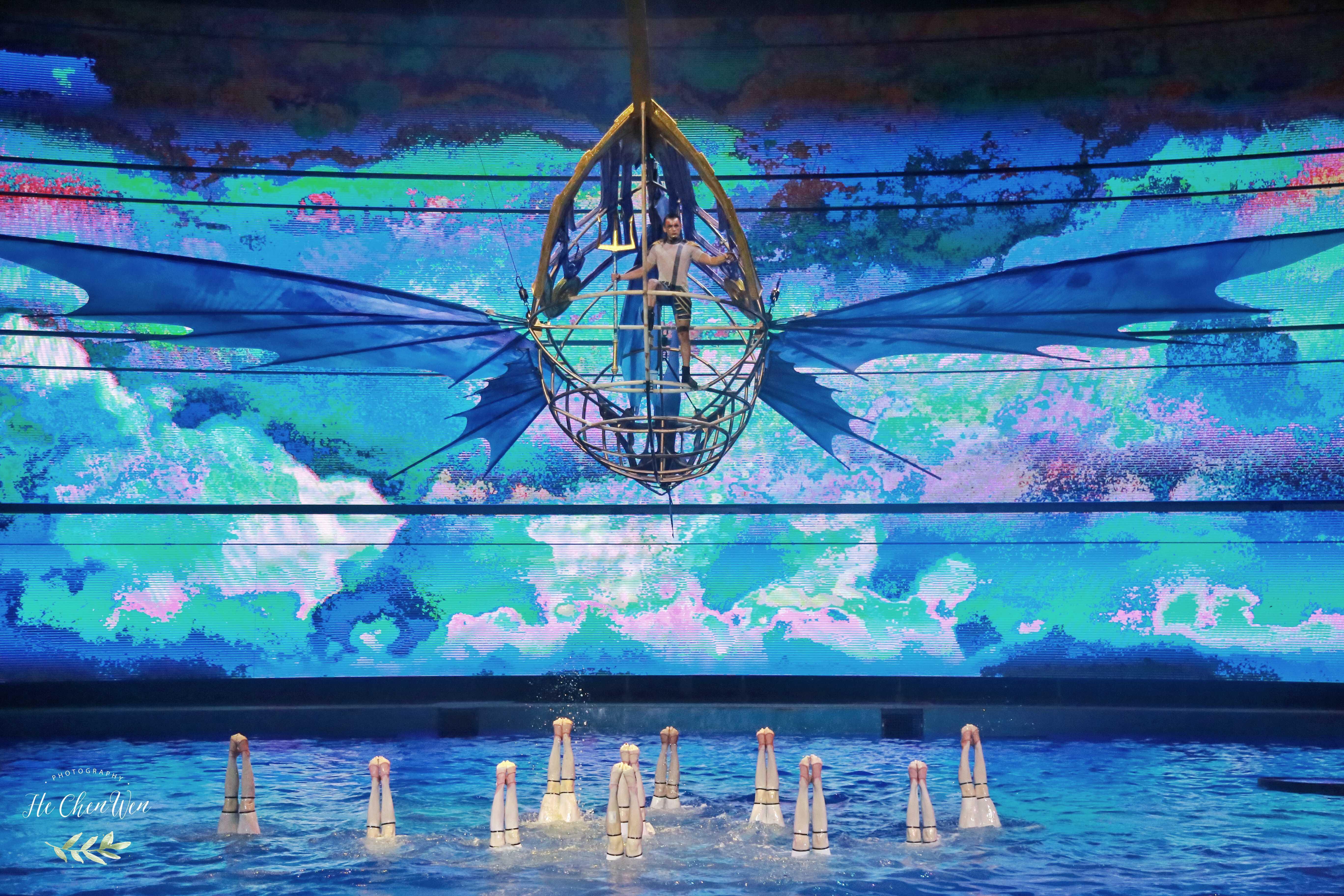 原创             国内首家七星级酒店,探秘亚特兰蒂斯古城的秘密,体验人鱼传说