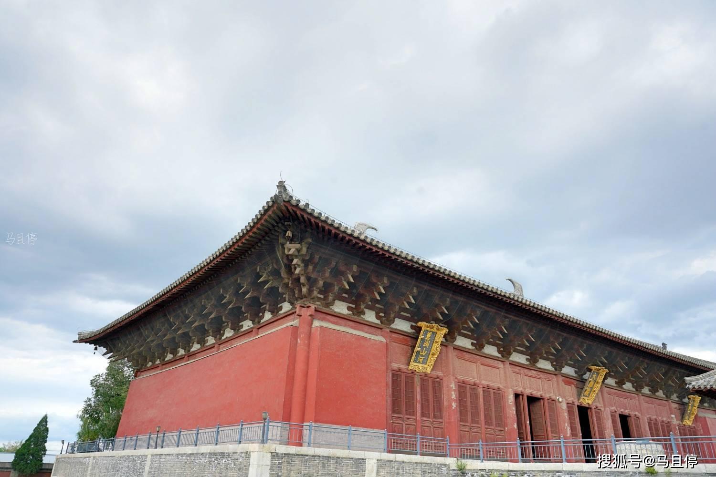 辽宁不起眼的小县,却见证着辽王朝的辉煌,还可看到中国第一佛殿  第10张