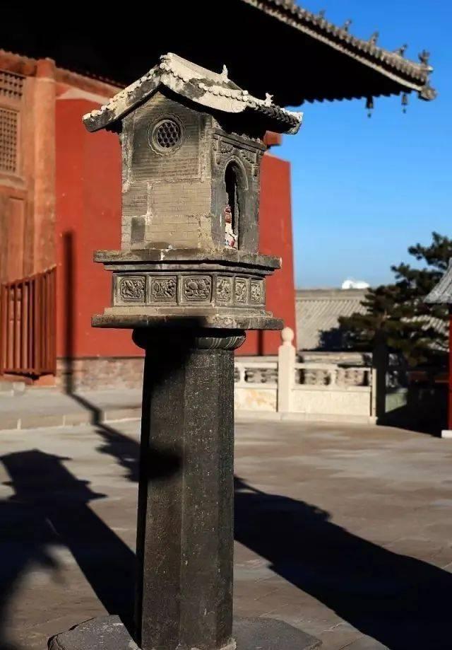 游山西 读历史丨它有一个好听的名字—经幢(chuang)  第3张