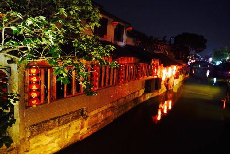 """原创             被誉为""""江南最美古镇"""",犹如一幅古朴秀丽的画卷,让人留恋"""