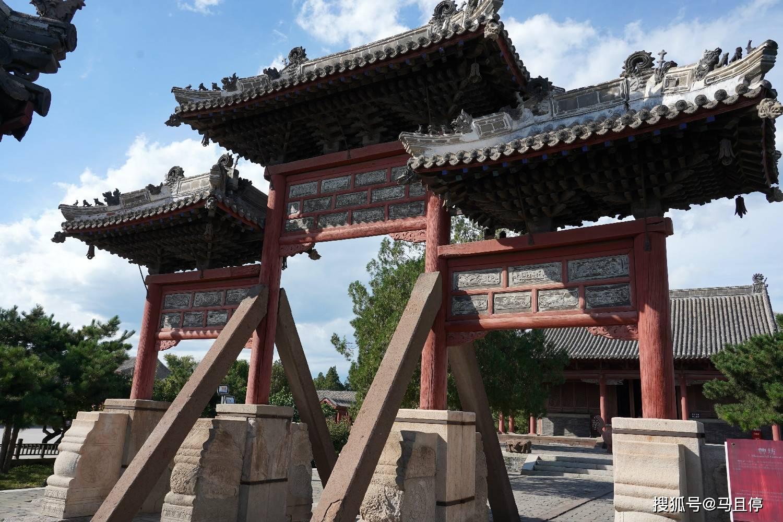 辽宁不起眼的小县,却见证着辽王朝的辉煌,还可看到中国第一佛殿  第7张