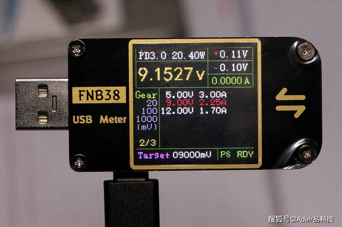 原创             买了iPhone12竟为充电苦恼?这款充电头硬币大小 20W支持PD3快充