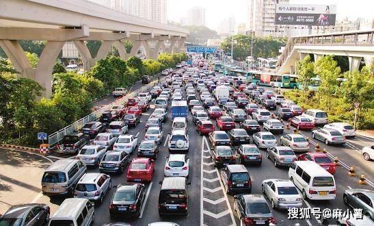 原创             国内有一著名堵城,天天堵车却并非北上广,本地人开车很耐心
