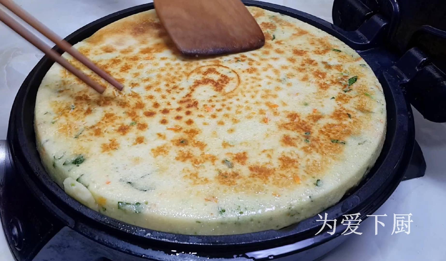 以后大米就这样做,加3个鸡蛋,不用煮不用蒸,比披萨馅饼都好吃