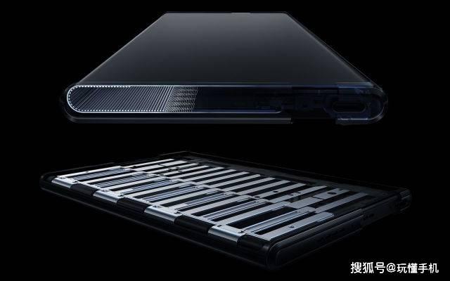 原创             OPPO X 2021卷曲屏原型机上手,距离上市还要等许久