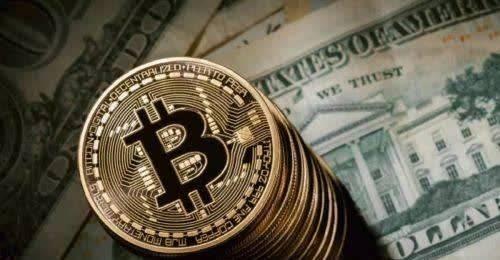 【比特币突破57000美元关口,比特币急涨折射全球金融市场潜在风险】
