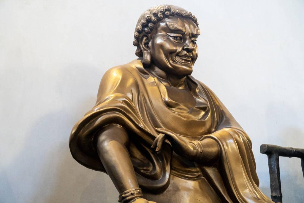 原创             杭州灵隐寺有一副对联,悬挂了1700年,点醒无数人,帮助走出困境