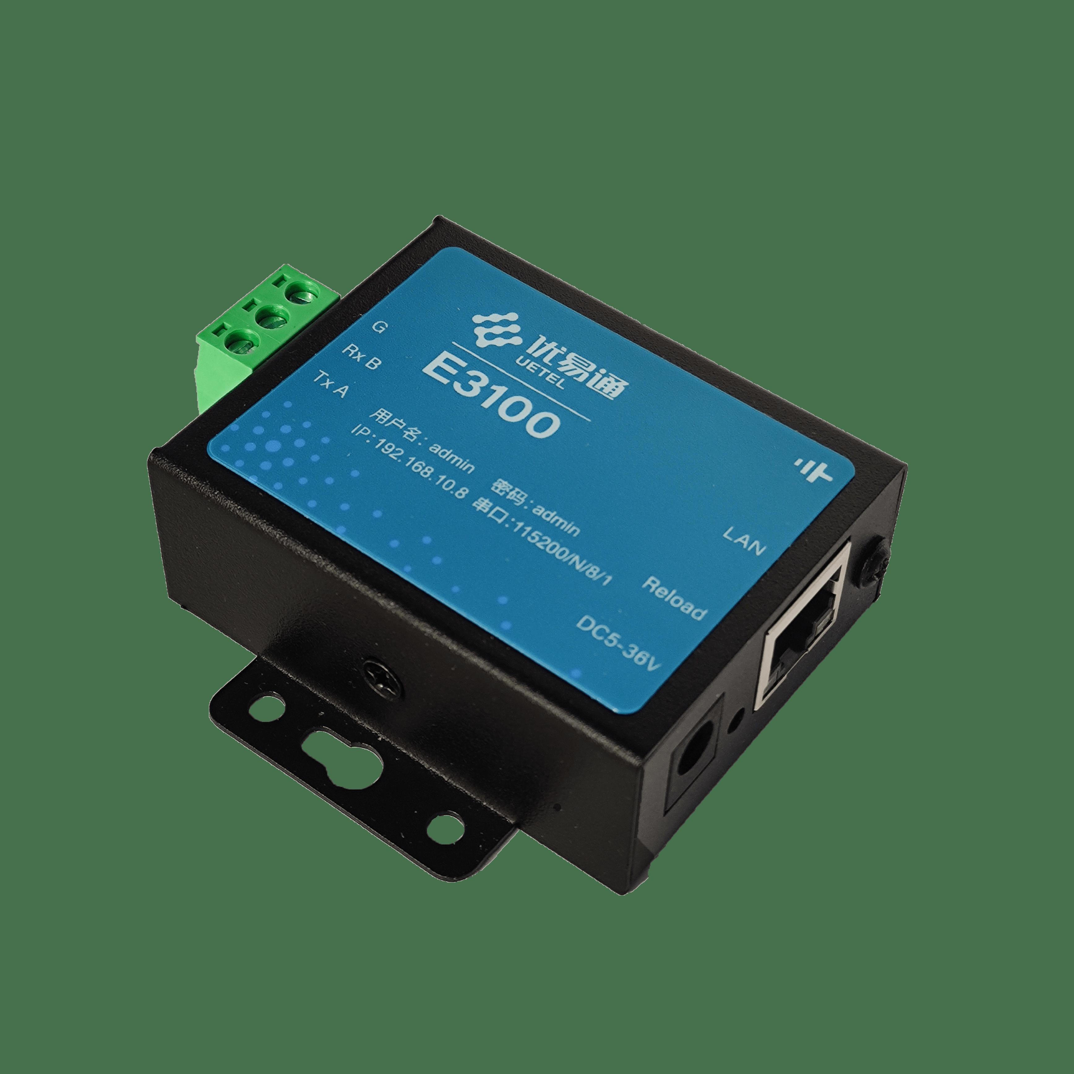优易通,串口服务器,UE-E3100