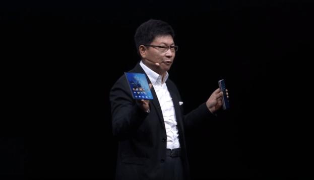 余承东:华为手机4月升级鸿蒙