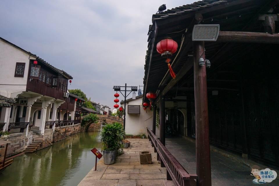 原创             新市古镇,被春晚带火的江南古镇,至今保留着江南水乡最原始模样