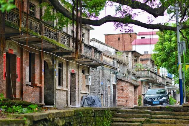 """原创             一半如诗,一半如画,广州禅城藏了这样一处""""小周庄"""""""