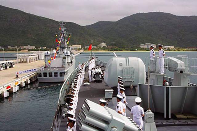 美国领头,法国跟紧,南海联合反击中国?我军反制绝不手软