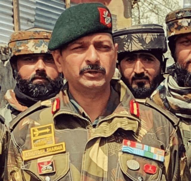 印度上校军衔管多少个人?