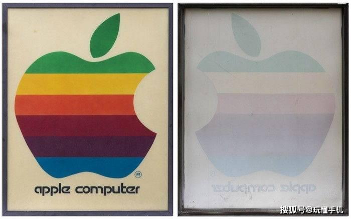 原创             苹果复古零售标志牌将于本月拍卖,起拍价超7万元