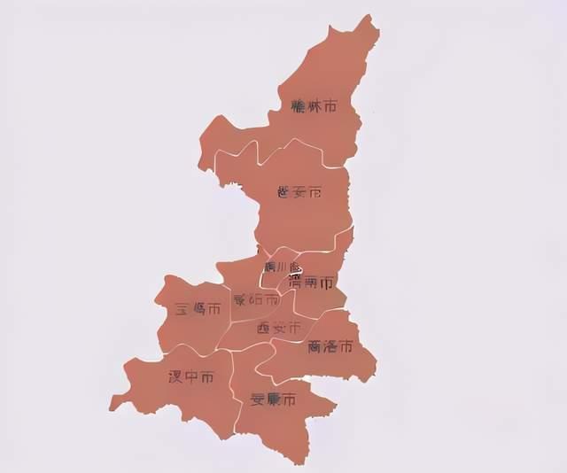 陕西省一个县,人口超40万,因为一座山而得名!