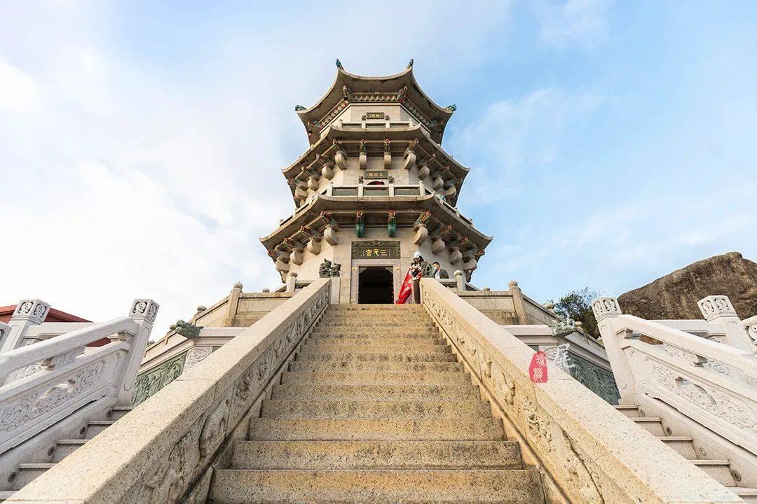 原创             新春佳节,潮汕最热闹的竟然是这里?还被誉为南中国海祈福圣地