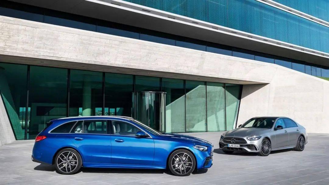 新奔驰c级发布变成了小型S级豪华,A4L/3系列压力很大