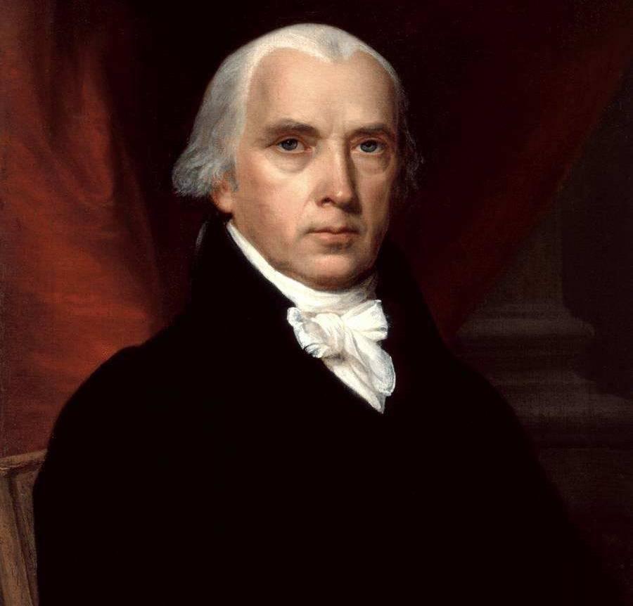 """美国史上唯一丢掉首都的总统,号称""""宪法之父"""",任内令美国蒙羞"""