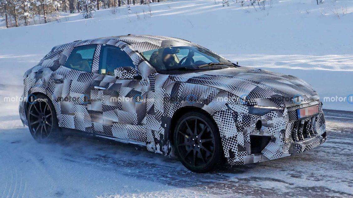 法拉利Purosangue SUV,将搭载V12发动机上市