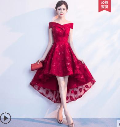 心理测试:如果要走红毯,你会穿哪套裙子?测你近期运势怎么样?