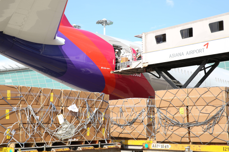 韩亚航空公司增加了两架A350客货两用飞机,以改善其货运性能