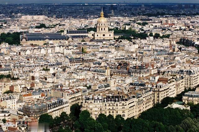 风光旖旎文化深厚,让人按奈不住心动的巴黎,不愧浪漫时尚之都